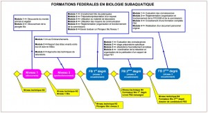 formations BIO FFESSM 2015