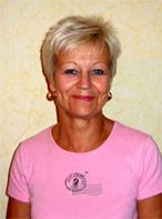 Pascale BECK-CARPENTIER - Présidente depuis 2003