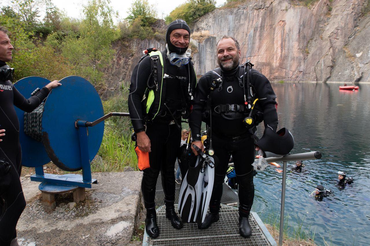 Cours de plongée reims